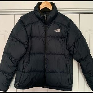 Northface 550 down parka jacket